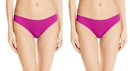 b.tempt'd by Wacoal 2-Pack Women's B.Sleek Thong Pant, Hollyhock, Small - $15.83