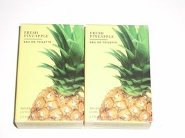Bath & Body Works Luxuries Fresh Pineapple Eau De Toilette 1.7 fl oz - L... - $130.00