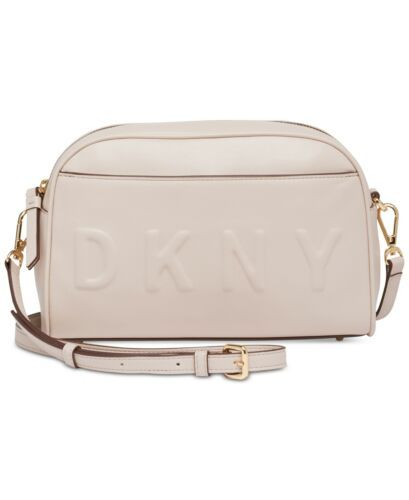 DKNY Camera Bag Small Crossbody Carnationgold