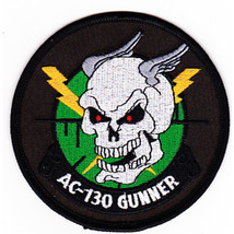 USAF Special Operations Command 16th SOC Lockheed AC-130 Hercules Gunship Patch  - $11.87