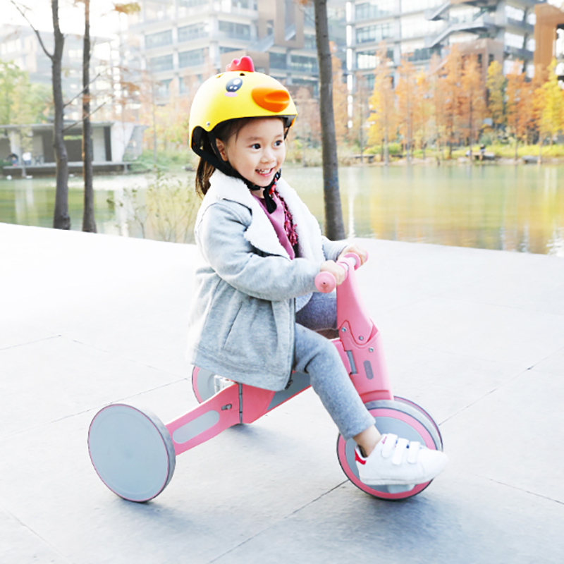Xiaomi 700Kids TF1 Child Deformable Balance Car Tricycle Ride and Slip Dual Mode