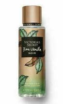 VICTORIA'S SECRET BARE VANILLA NOIR FRAGRANCE BODY MIST SPRAY 8.4 oz NEW - $17.50