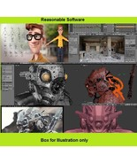 3D animation Suite Drawing and photo Editing Pro DOWNLOAD - $3.00