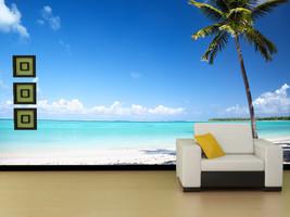 3D Meer eine kokosnuss - 5 Fototapeten Wandbild Fototapete BildTapete Familie DE - $52.21+
