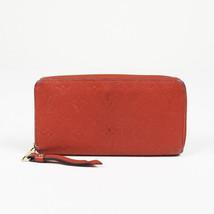 "Louis Vuitton ""Zippy"" Monogram Empreinte Leather Wallet - $660.00"