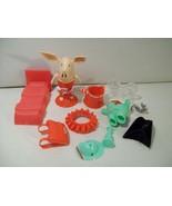 OLIVIA PIG DRESS UP FIGURE BED CLOTHES BACKPACK - $12.69