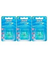Oral-B Satin Dental Tape Mint 25m x 3 - Best Price Around - $12.70