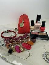 Beauty Bundle with Origins Make up Bag lot of 8 BRAND NEW!! - $19.80