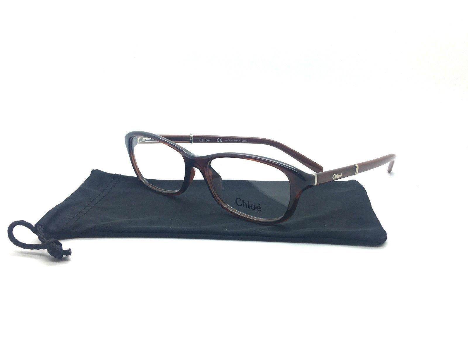 Chloe Brown Italian Womens Eyeglasses Ce2645 and 18 similar items