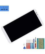 LCD Display Compatible with Huawei Mate SE/Honor 7X BND-AL10 L21 L24 TL1... - $42.22