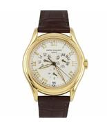 Patek Philippe Annual Calendar 18k Yellow Gold 37mm 5035 J Automatic Wat... - $17,393.71