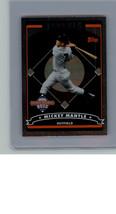 2006 Topps Baseball Mickey Mantle #T2 Yankees *29455* - $1.49