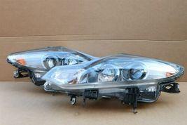 09-14 Nissan Murano Halogen Headlight Head lights Lamps Set L&R MINT image 4