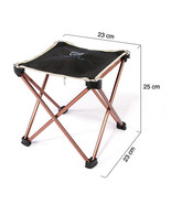 Ultra Light Outdoor Foldable Folding Fishing Seat for Outdoor Camping Pi... - $18.73