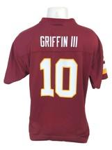 NFL Team Apparel Washington Redskins 10 Griffin III Jersey Youth Sz XL 1... - $13.98