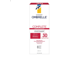 Garnier Ombrelle Complete SPF 30, 200ml Body And Face Sunscreen Lotion - $20.30