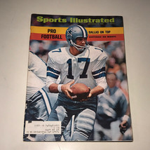 Sports Illustrated Magazine Don Meredith NFL Football Cowboys Vtg Septem... - $19.80