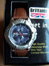 BRITTANIA Wristwatch Vintage OOP RARE! - $19.99