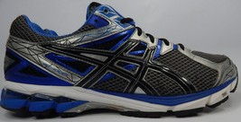 Asics GT 1000 v 3 Size US 14 M (D) EU 49 Men's Running Shoes Gray Blue T4K3N