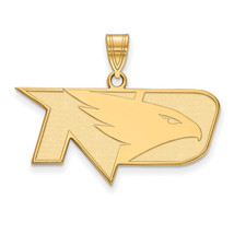 10ky LogoArt University of North Dakota Medium Pendant - $308.00