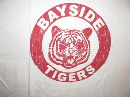 Saved By The Bell Bayside High School Tigers T Shirt Sz XL NBC Sitcom Morris  - $18.99