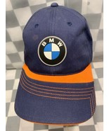 BMW Motorrad Motorcycle Adjustable Adult Cap Hat - $14.92