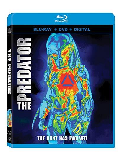 The Predator  [Blu-ray + DVD + Digital] (2018)