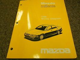 1996 Mazda Millenia Electrical Wiring Diagram Manual FACTORY OEM BOOK 96 - $13.33