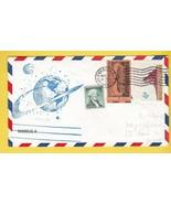 NIMBUS A ROCKET LAUNCH VANDENBERG AFB CA AUGUST 28 1964 - £2.15 GBP
