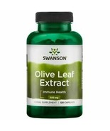 Swanson 750mg Olive Leaf Extract Capsules - 60 Count. Antioxidant Support. - $17.33
