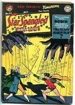 Star Spangled Comics #73 1947- Black Magician- Robotman- Robin Golden Ag... - $182.85