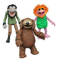 Diamond Select Toys The Muppets: Rowlf, Mahna Mahna, and Crazy Harry Sel... - $49.80