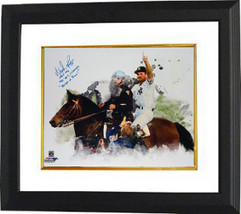 Wade Boggs signed New York Yankees 1996 World Series 16x20 Photo w/ trip... - $144.95