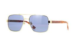 Nuevo Gucci GG0529S Hombres Gafas de Sol Montura Metálica 60mm Auténtico - $241.62