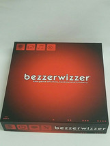 Bezzerwizzer Trivia Board Game Tactics and Trickery Mattel 2008 Complete - $19.99