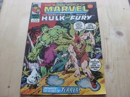 Mighty World of Marvel  #291  Apr 26   1978  UK   Excellent Condition - $6.43