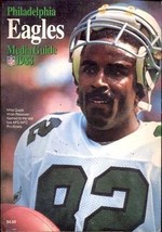 PHILADELPHIA EAGLES 1988 MEDIA GUIDE VG - $18.62