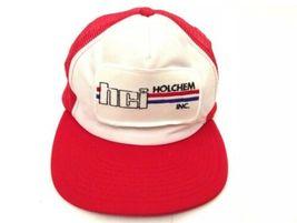 Vintage Lot (3) Embroidered Snapback Trucker Hat Cap Baseball Prevenile HCI CA image 3