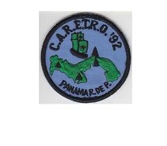 Boy Scouts of Canal Zone BSA C.A.R.E.T.R.O. 1992 CZ Council Republic de ... - $9.99