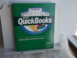 Quicken QuickBooks User's Guide Version 6.0 wit... - $13.85
