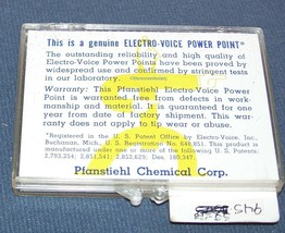PHONOGRAPH NEEDLE CARTRIDGE for Electro-Voice EV 108-V EV 108V-SS 945-SS73 image 2