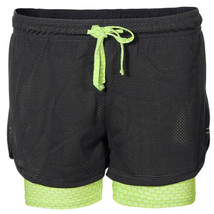 [NEW] 1Color&Size Only Women Sport Exposed Render Shorts Summer Beach Ca... - $13.66
