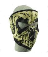 Skull  Neoprene Face Mask Ski Motorcycle Biker COLD Snow Board Outdoor P... - $11.00