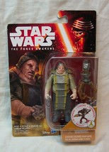 "Star Wars The Force Awakens UNKAR PLUTT 3"" Action Figure Toy NEW  - $16.34"