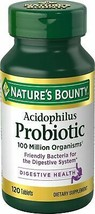Nature's Bounty Probiotics Dietary Supplement, Supports Digestive and In... - $7.26
