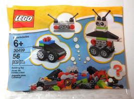 Lego 30499 Robot/Vehicle Free Builds Polybag 56 Pcs New 2018 - $8.00