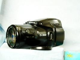 Olympus IS-3000 35-180mm f4.5-5.6 ED Lens   Film-Tested - $70.00