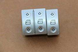 05-08 Mercedes R171 SLK280 SLK350 Power Window Master Switch Set Left & Right image 1