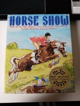 Horse Show Card Game Gamewright 1997 Complete Used - $7.50