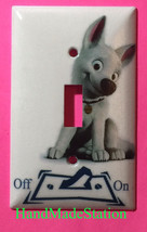 Bolt Dog Power On Off Light Switch Power Outlet Cover Plate Home decor image 1